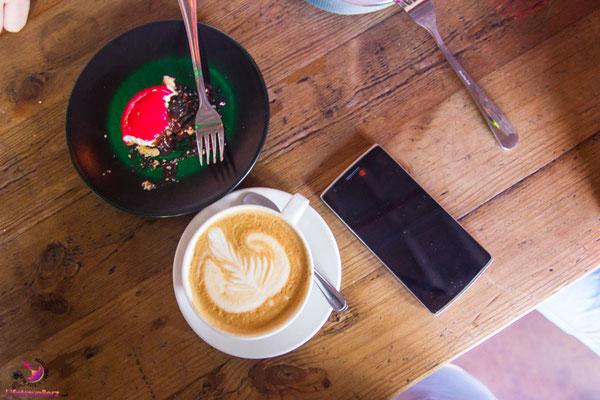 Essen in Südafrika - Kaffee