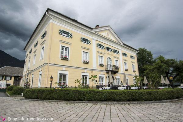 Schloss Lerchenhof, Schinken, Lesachtal, Kärnten, Lifetravellerz.com