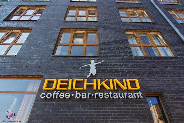 Restaurant Deichkind im StrandGut Resort