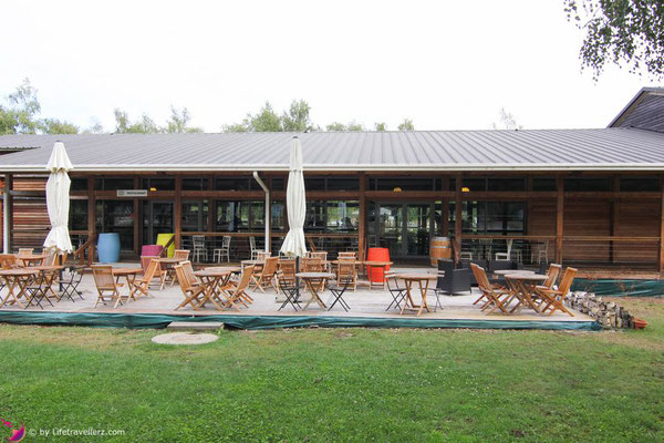 Camping Le village du Lac Bordeaux - Restaurant
