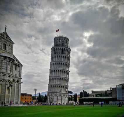 Der schiege Turm von Pisa