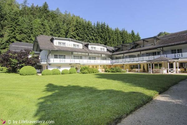 Roadtrip, Roadster, Mazda MX5, Oberösterreich, Mondsee, Hotel Seehof, Lifetravellerz
