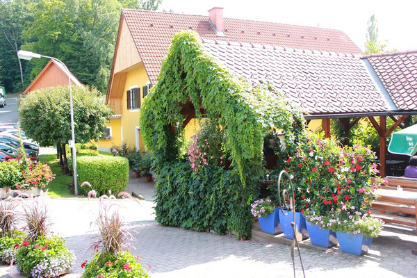 Buschenschank in der Steiermark