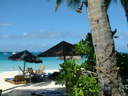 Beachlife auf Boracay