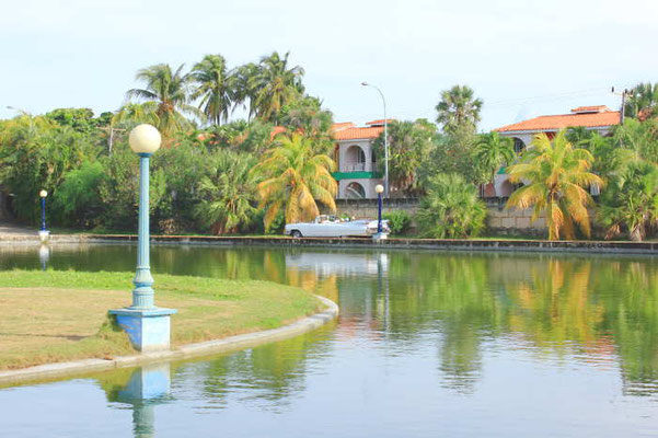 Park in Varadero Kuba