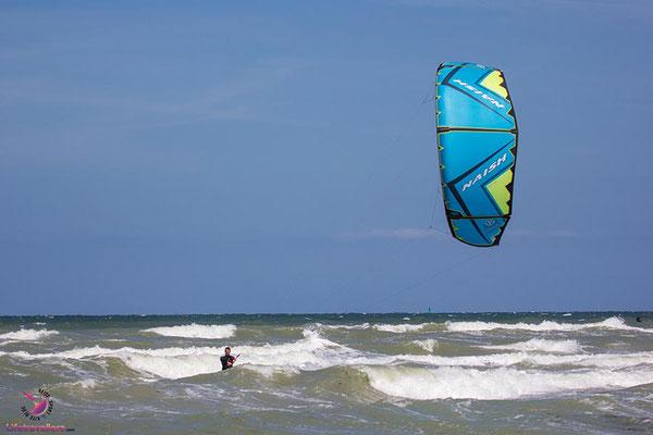 Kitespotguide Ostsee Kitespot Warnemünde