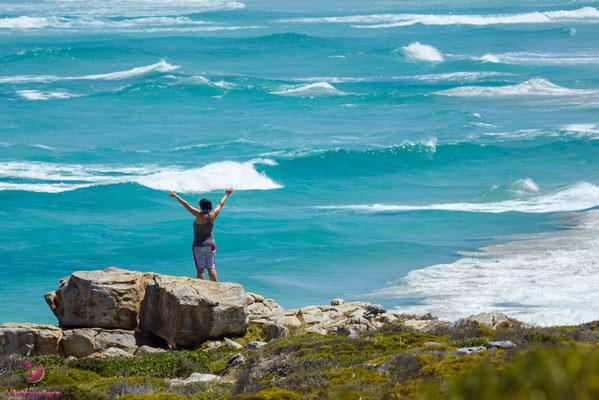 Langzeitreisen und Fernreisen - Kap der Guten Hoffnung Südafrika