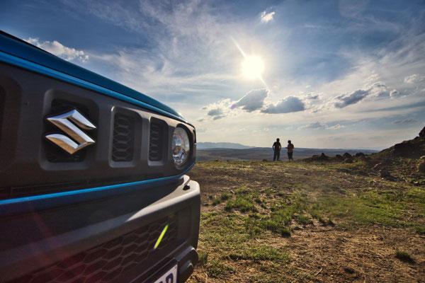 4x4 Roadtrip durch Südafrika - Mit dem Suzuki Jimny durch Südafrika