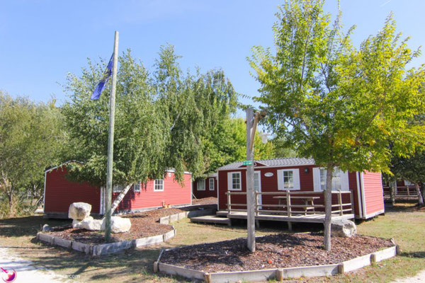 Camping Western Village Hourtin