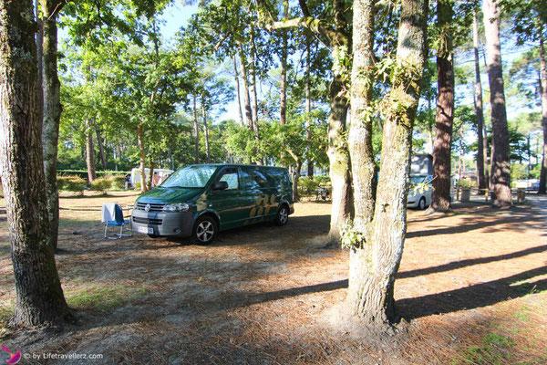 Camping Municipal Les Pastourelles