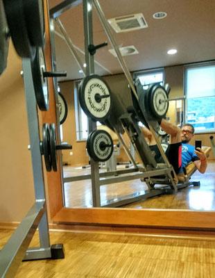 Fitnessraum im Lifeclass Hotel Portoroz