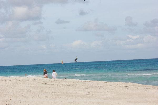 Kitesurfen Kuba, Varadero