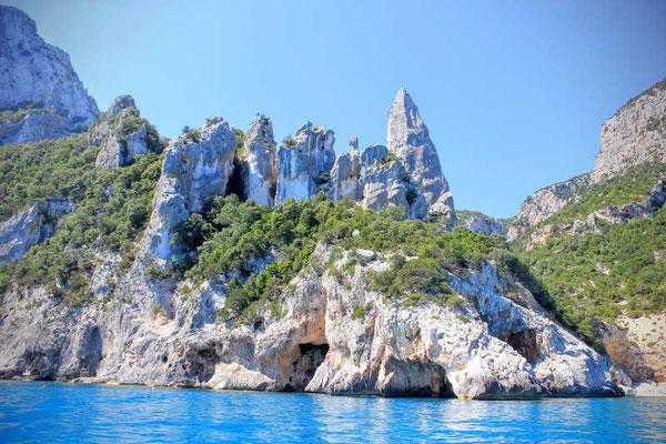 Cala Goloritze auf Sardinien