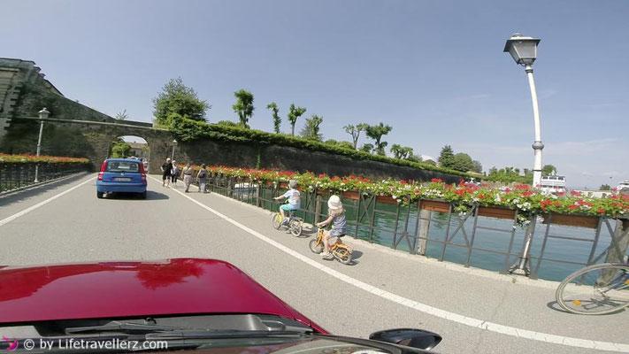 Roadtrip durch Italien, Gardasee