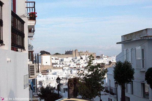 Vejer de la Frontera in Andalusien Spanien