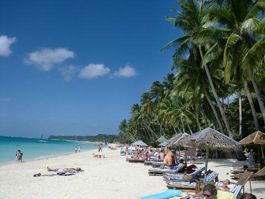 White Beach auf Boracay
