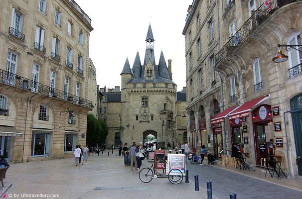 Innenstadt von Bordeaux