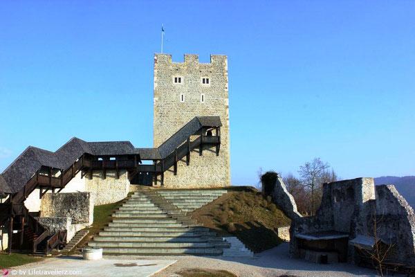 Burg von Celje