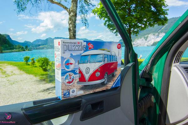 Ravensburger 3D Puzzle Volkswagen T1, VW Bulli
