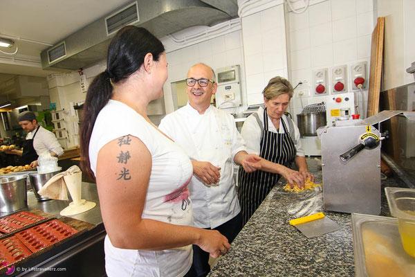 Von Chefköchin zu Chefkoch