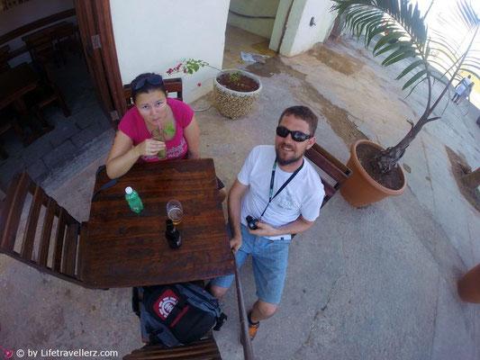 Mojito trinken in Havanna