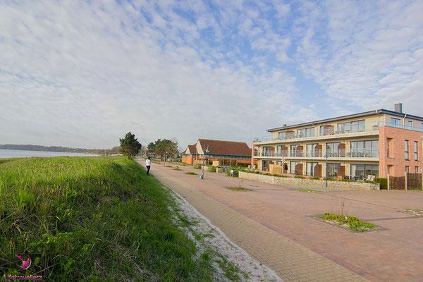 Strandhaus Holnis - Ostseecamp Glücksburg/Holnis - Flensburger Förde
