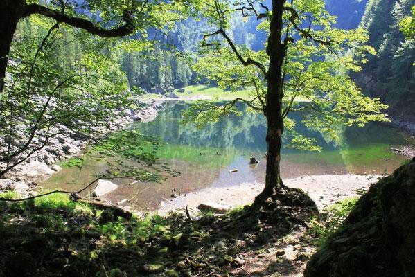 Kammersee im Salzkammergut