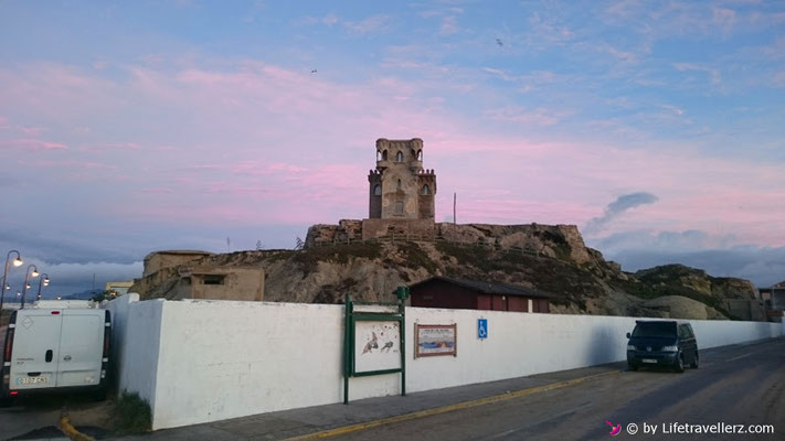 Burg Santa Catalina in Tarifa