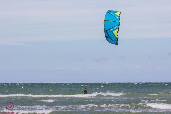 Kitesurfen lernen - Heiligenhafen Ostsee