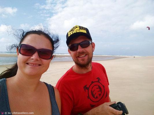 Strandwanderung Cap Ferret