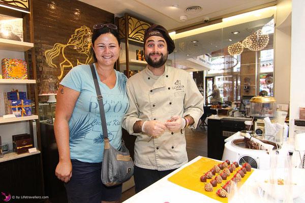 Der Belgische Chocolatier