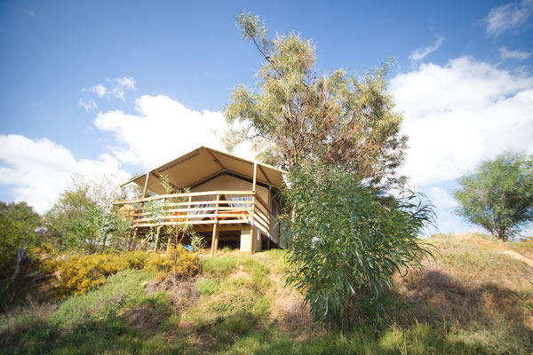 Glamping bei AfriCamps