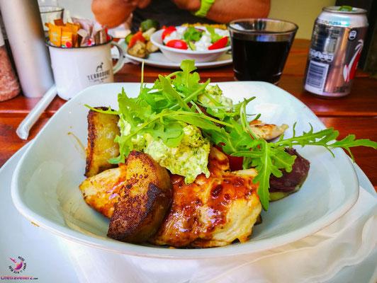 Essen in Südafrika: Gesundes Essen