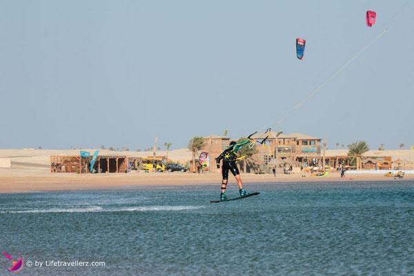 Kitesurfurlaub in Somabay