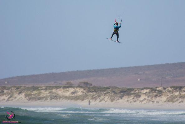 Kitesurfen in Südafrika
