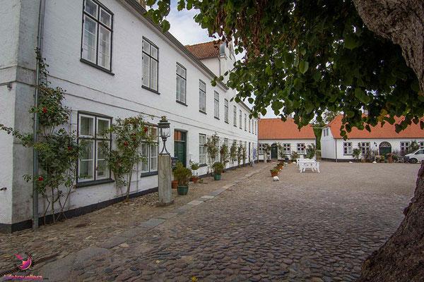 Holnis an der Flensburger Förde - Vom Nordkap nach Österreich
