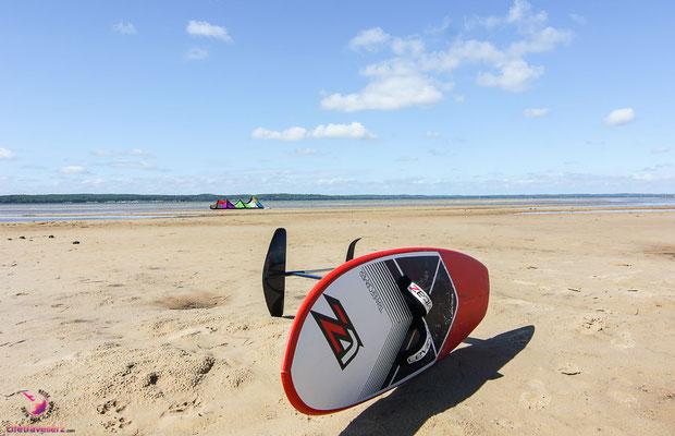 Kitespot Guide Aquitanien-Frankreich Biscarrosse