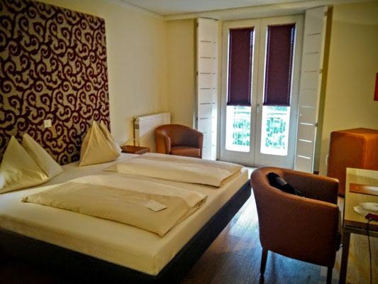Zimmer im Hotel Wiesler