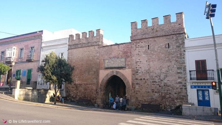 Stadttor von Tarifa