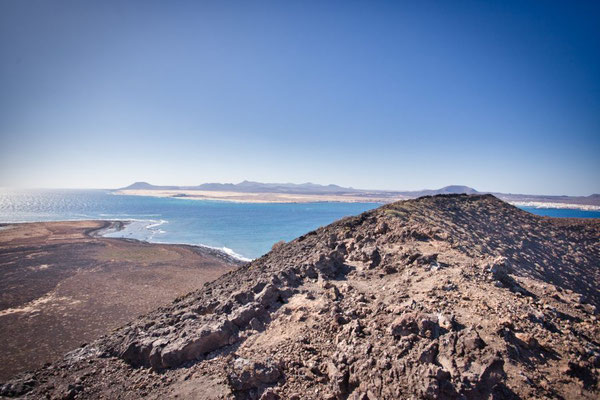 Insel Lobos bei Fuerteventura