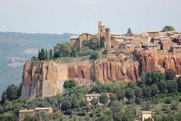 Die Stadt Assisi in Umbrien Italien