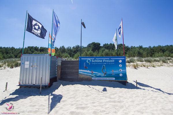 Kiteschule in Karlshagen auf Usedom