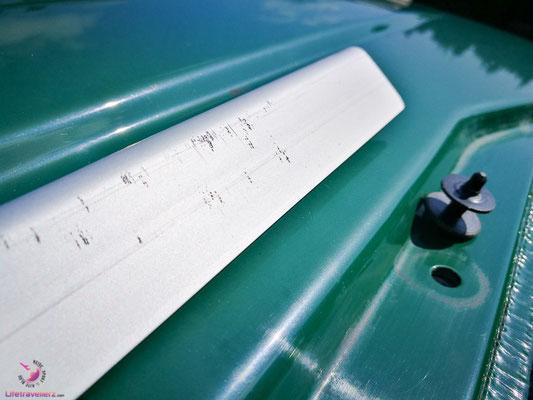 VW T5 Bus Ausbau die Kederleiste nachrüsten
