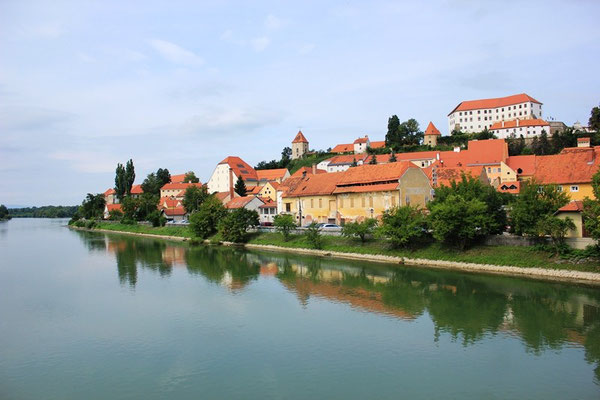 Ptuj in Slowenien