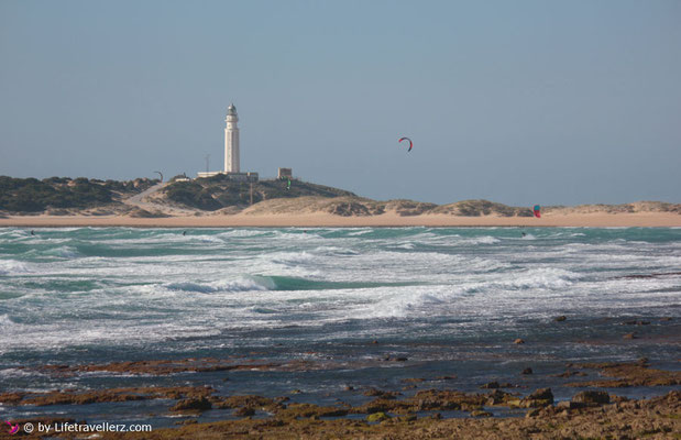 Kitesurfen in Tarifa