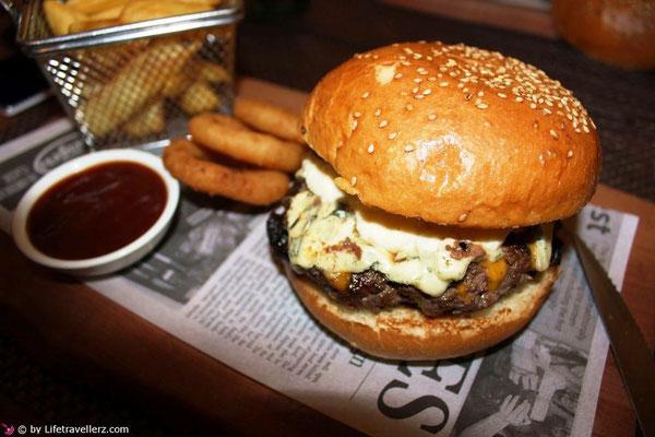 Burger im Stari Pisker