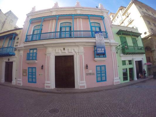 Altstadt in Havanna auf Kuba