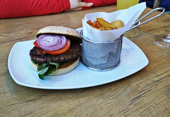 Burger vom Franz in bergheim