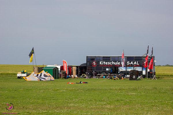 Kitespot Saaler Bodden