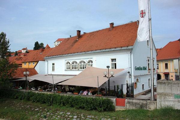 Ptuj in der slowenischen Steiermark
